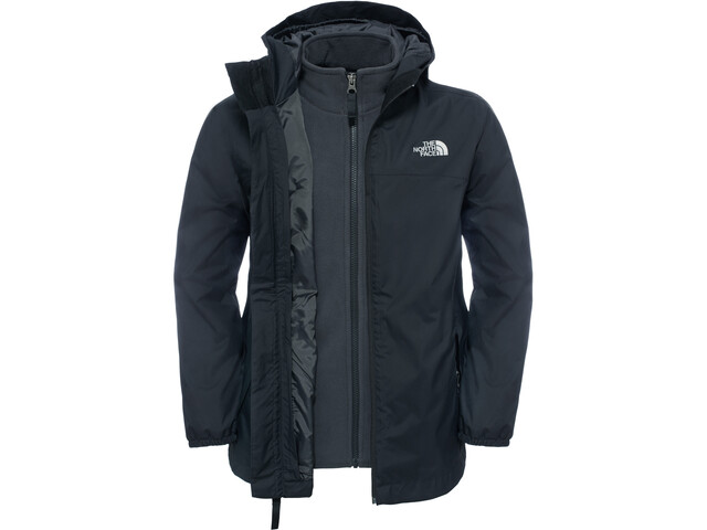 The North Face Elden Giacca Bambino nero su Addnature e39eb036df22